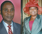 Pastor and Mrs Zacheous Ogunmola