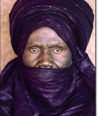 Ibrahim Oumarou Sultan of Agadez