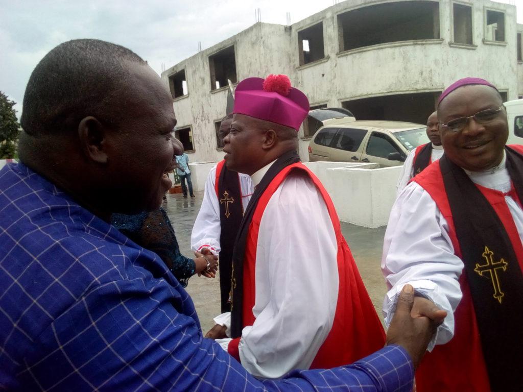 late archbishop