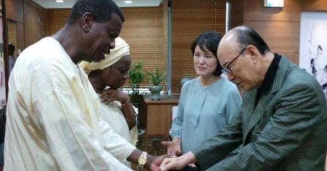 Adeboye mourn Yonggi Cho. Shares touching encounter with late pastor